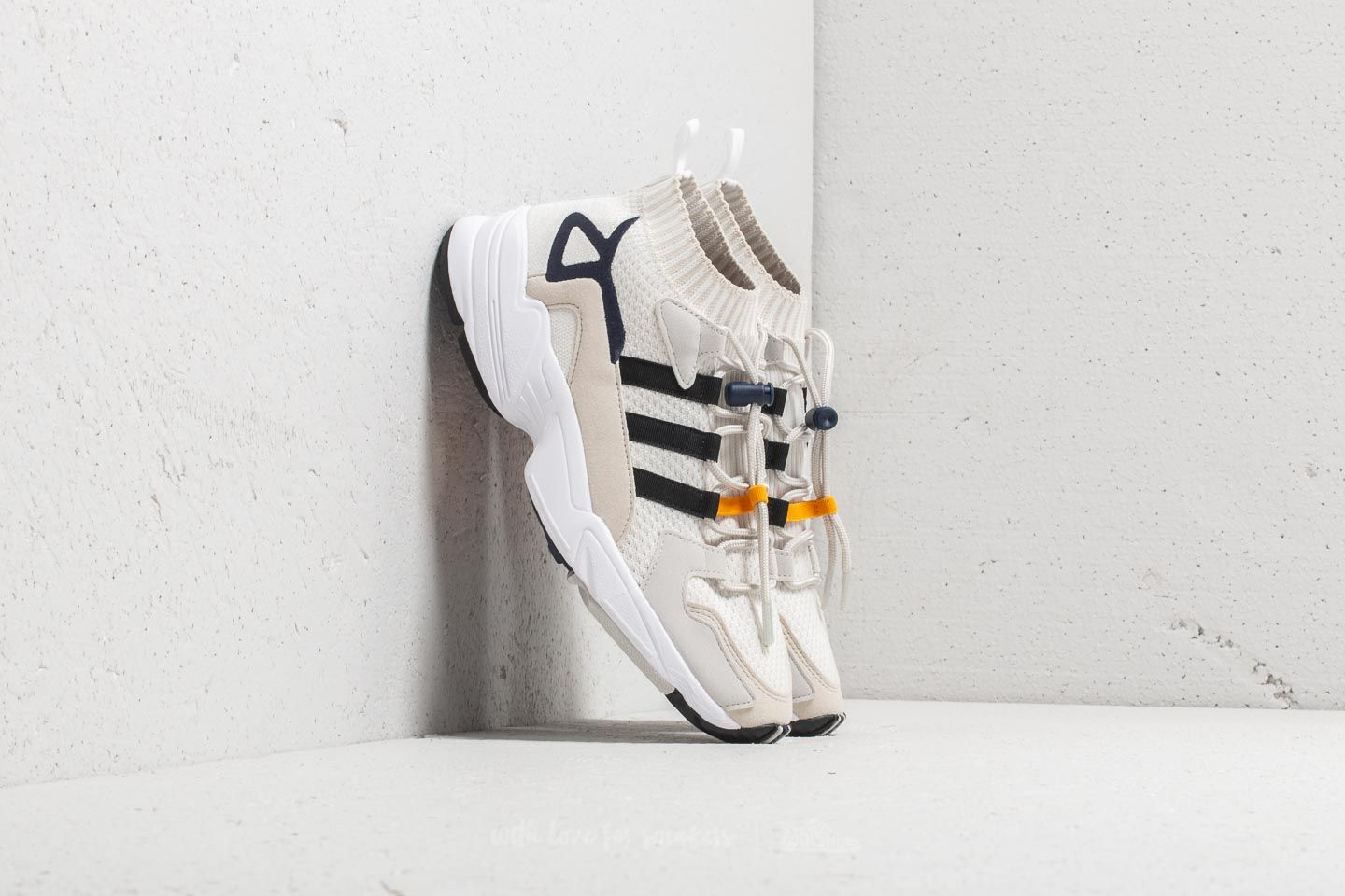 adidas Consortium Falcon Workshop Beige/ Black/ White
