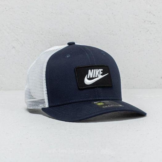 Nike Sportswear Clc99 Cap Trucker Obsidian/ White | Footshop