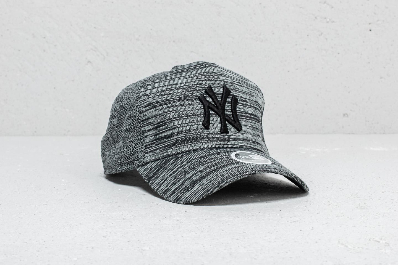 db1f24918db0b2 New Era 9Forty MLB New York Yankees Cap Grey/ Black | Footshop