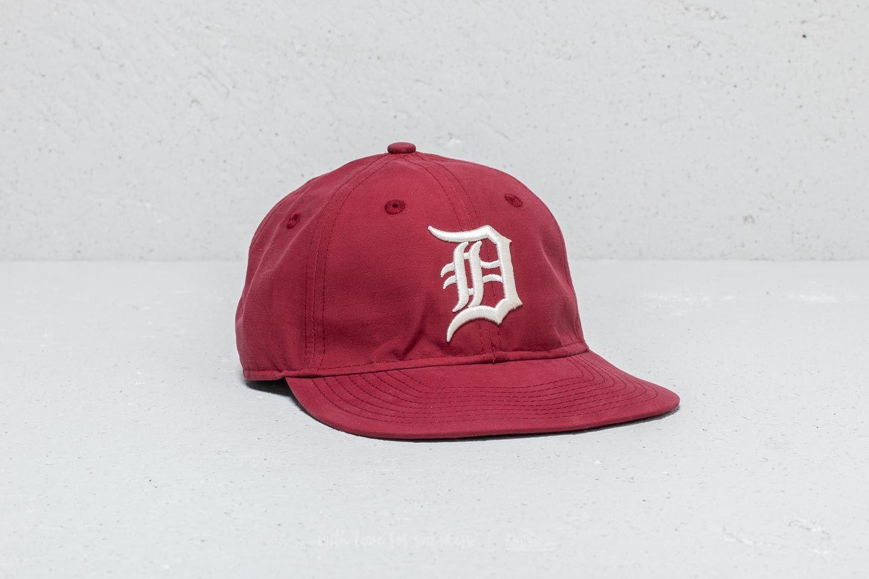 New Era 9Twenty MLB Light WEight Packable Detroit Tigers Cap Red za skvelú cenu 16 € kúpite na Footshop.sk