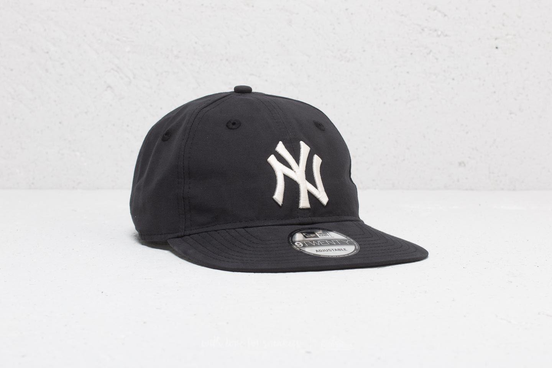 best sneakers 98410 bb316 New Era 9Twenty MLB Light Weight Packable New York Yankees Cap Black  White