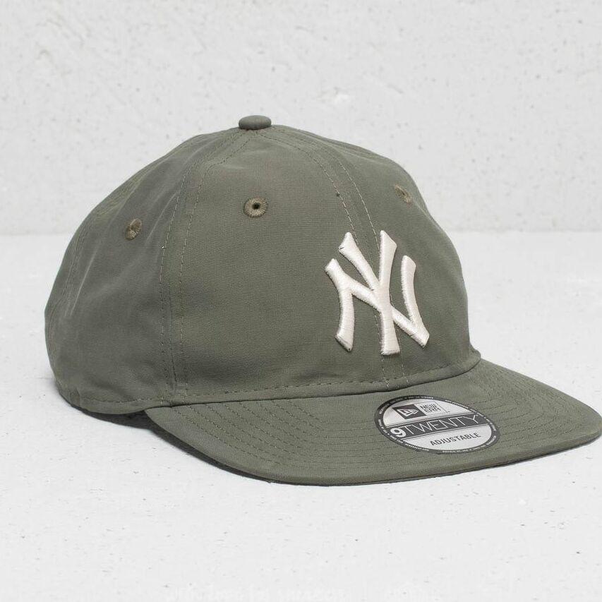 New Era 9Twenty MLB Light Weight Packable New York Yankees Cap Green Univerzální velikost