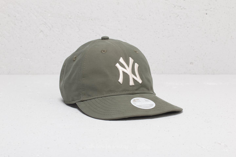New Era 9Twenty MLB Light Weight Packable New York Yankees Cap Olive za skvělou cenu 390 Kč koupíte na Footshop.cz