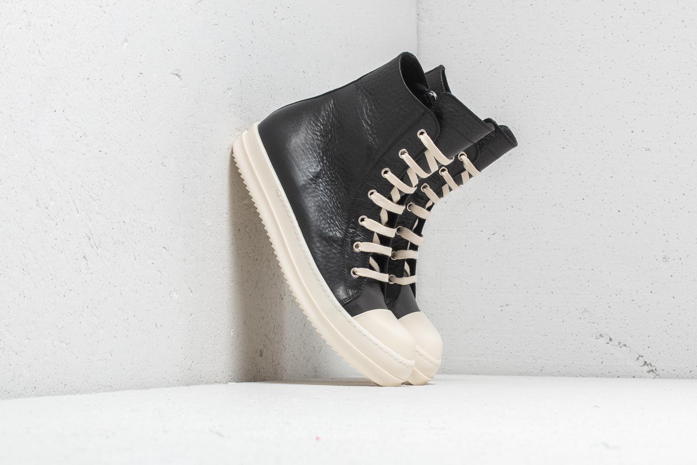 Rick Owens Sneakers Black/ Milk za skvělou cenu 18 390 Kč koupíte na Footshop.cz