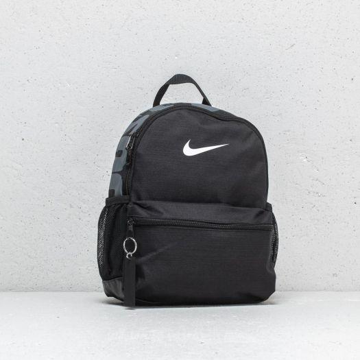 466c989a376 Nike Brasilia Just Do It Mini Backpack Black   Footshop