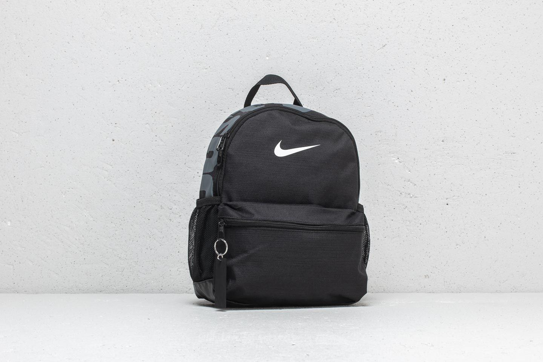 e9f39e6201cc Nike Brasilia Just Do It Mini Backpack Black