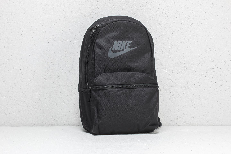 Nike Heritage Backpack Black za skvělou cenu 790 Kč koupíte na Footshop.cz
