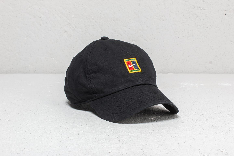 Nike Heritage 86 Court Logo Cap Black  385c9a87669