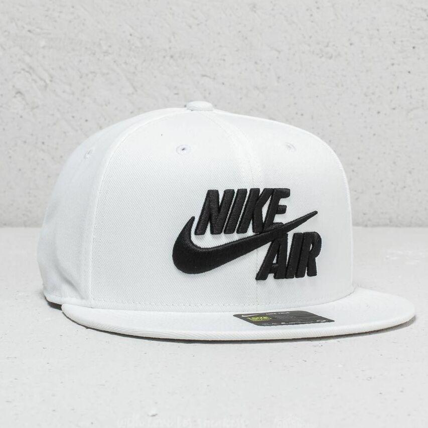Nike Air True Classic Cap White /Black Univerzálna veľkosť