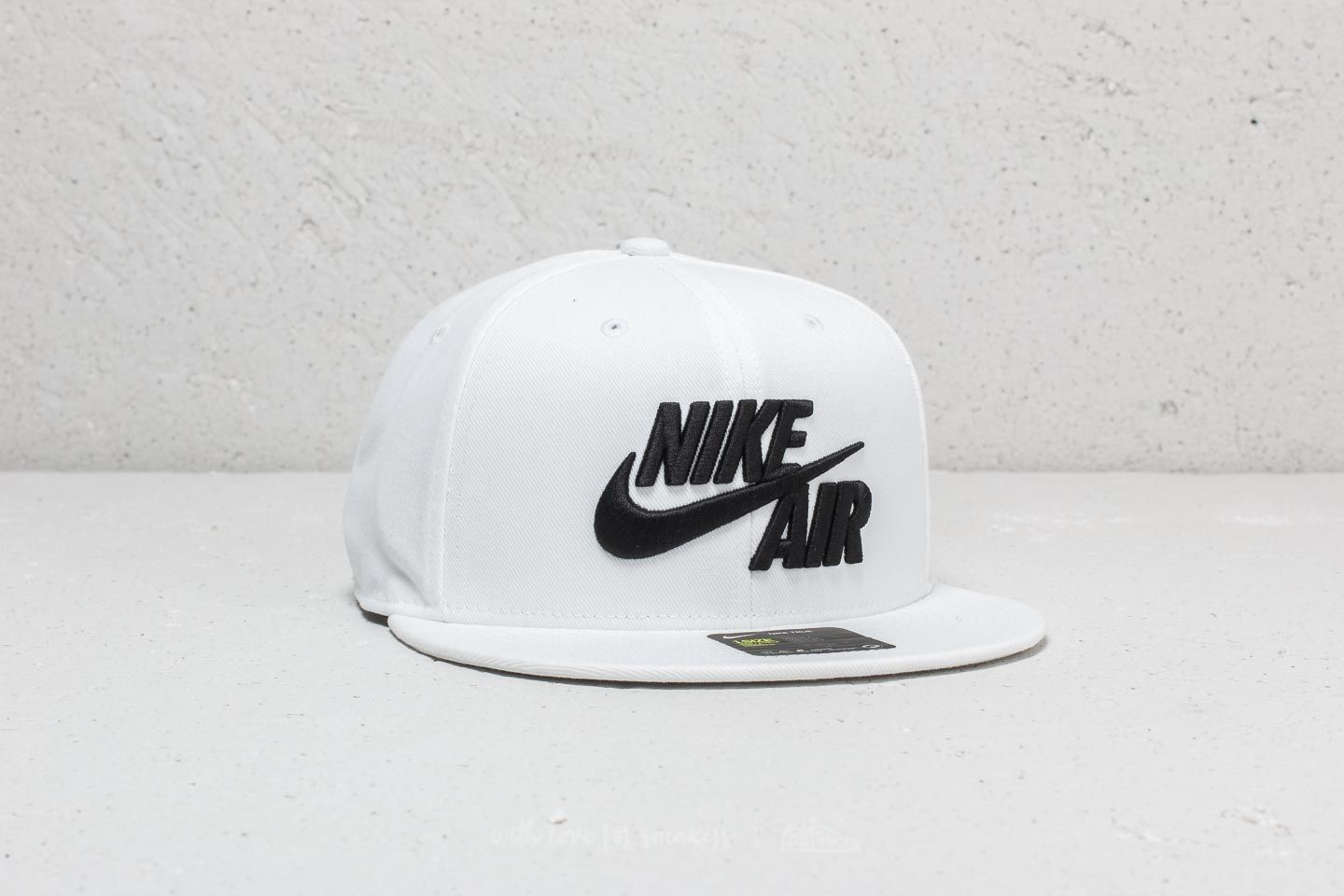 Nike Air True Classic Cap White  Black at a great price £26 buy at d793515d9e3