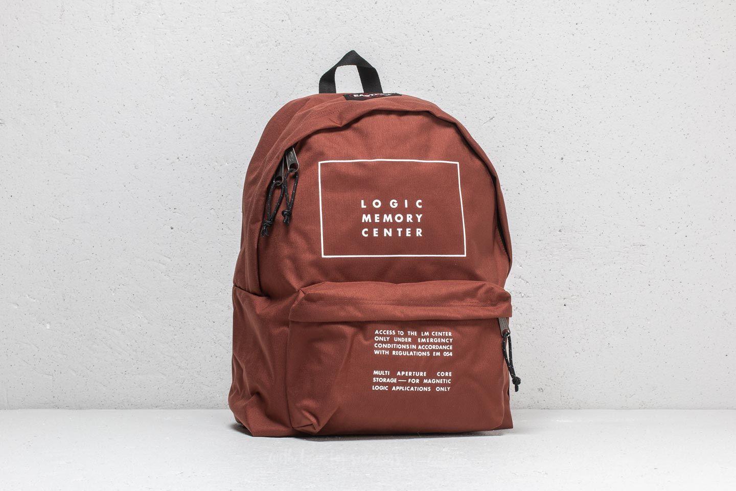 Eastpak x Undercover Padded Pak'R XL Backpack Brown