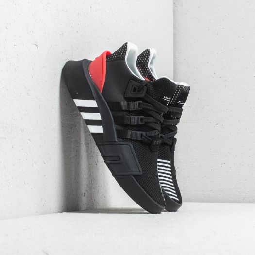 adidas EQT Bask ADVCore Black Ftw White Hi Res Red