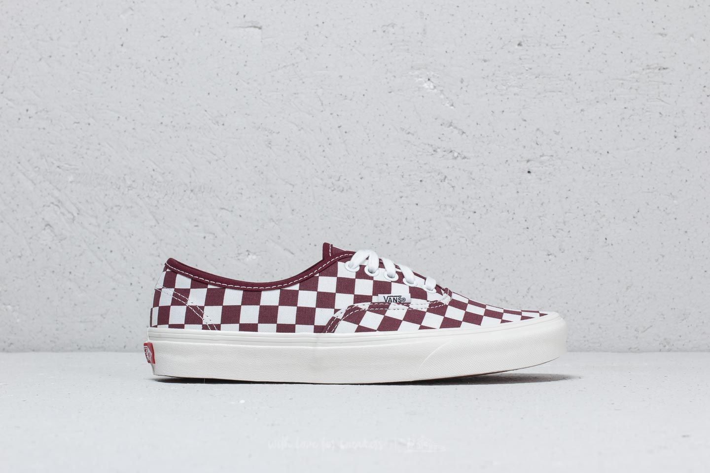 Vans Authentic (Checkerboard) Port Royal at a great price £39 buy at  Footshop f2b1bedcefd