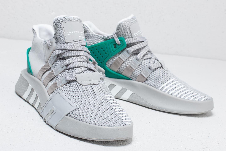 brand new 7f0cd f2e51 adidas EQT Bask ADV Grey Two/ Ftw White/ Sub Green | Footshop