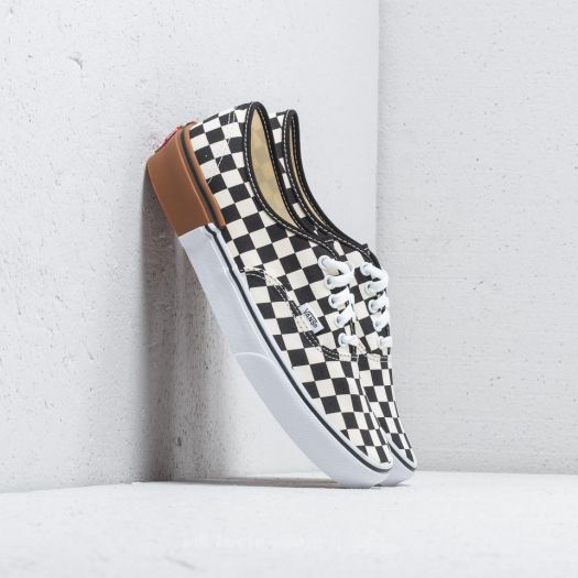 vans authentics mix checker