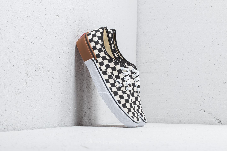 Vans Authentic (Gum Block) Checkerboard  1f06b474d