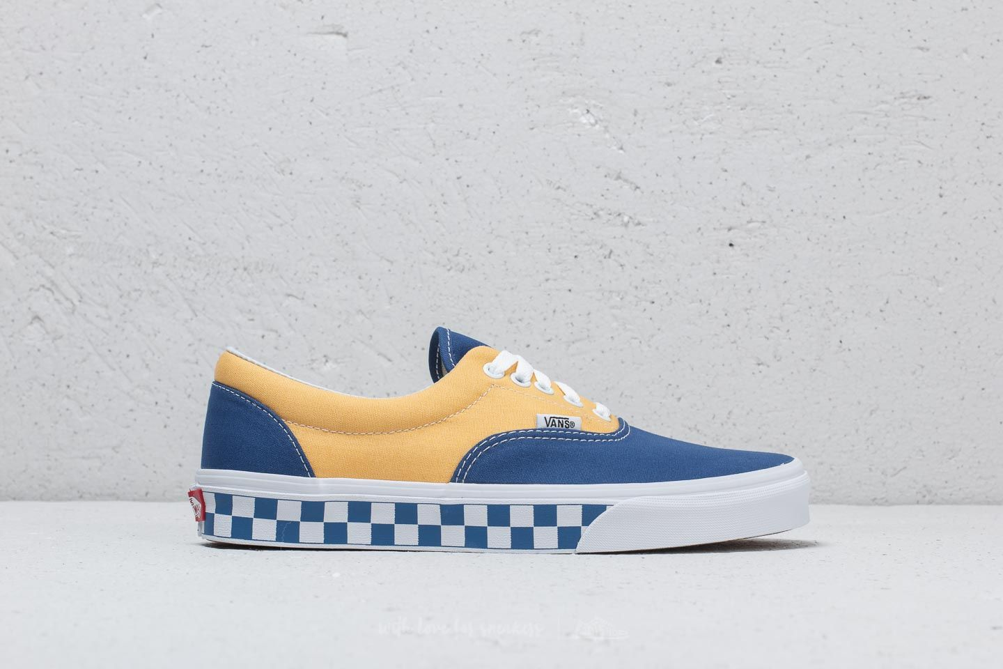 2dea115c35 Vans Era (BMX Checkerboard) True Blue  Yellow at a great price 58 €