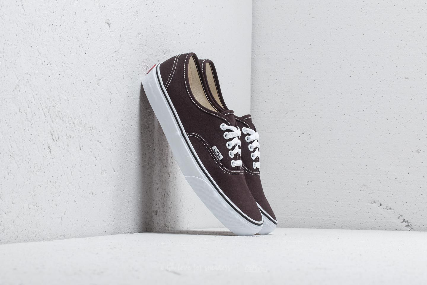2a179b60ae Vans Authentic Chocolate Torte  True White