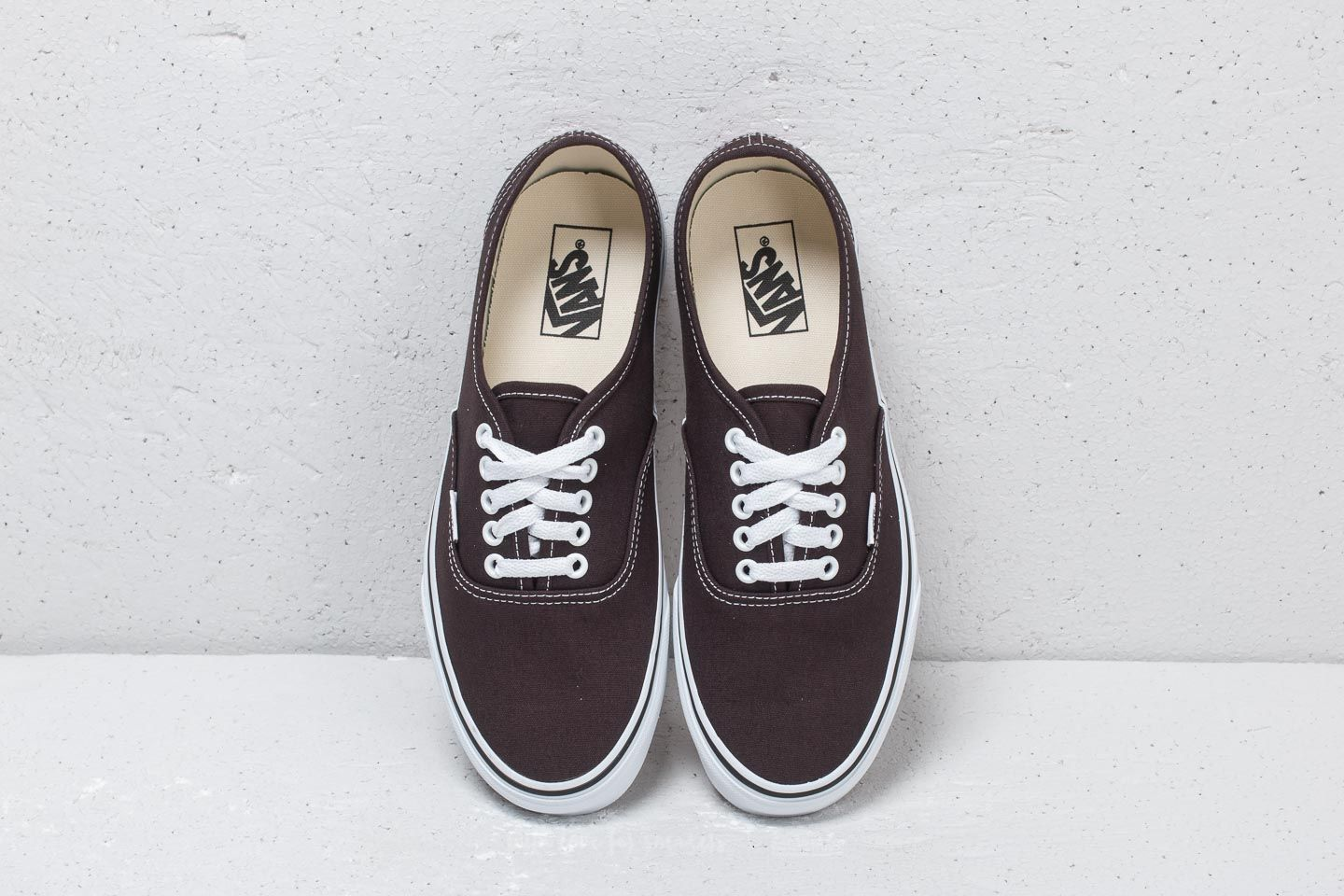 f029a666145 Vans Authentic Chocolate Torte  True White at a great price £31 buy at  Footshop