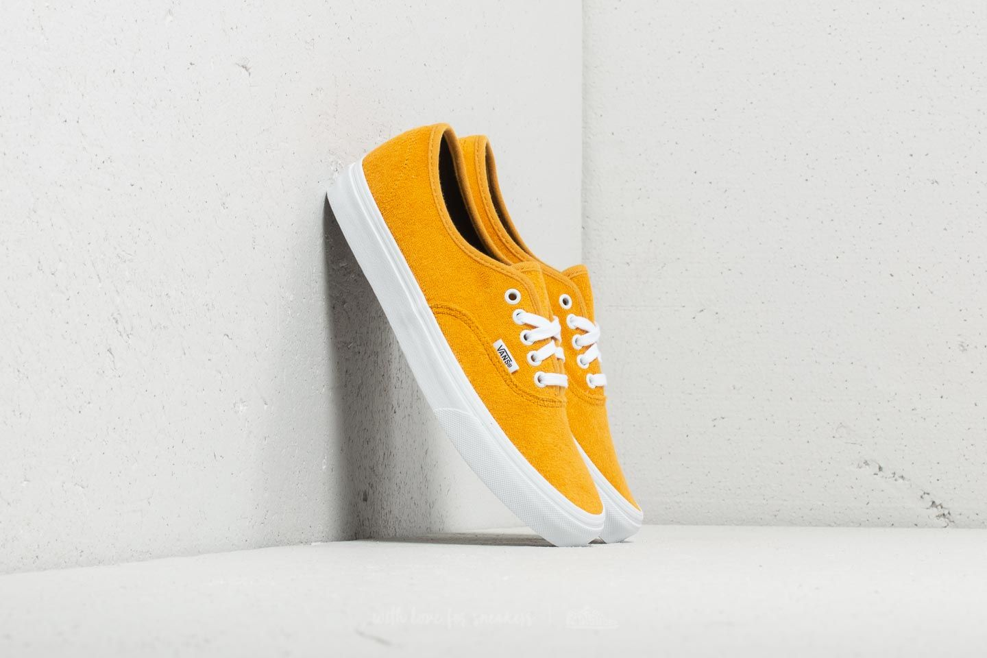 Men's shoes Vans Authentic (Vans Terry) Sunflower