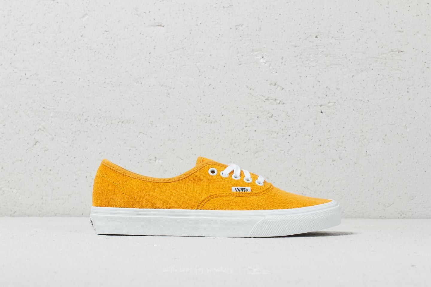 Vans Authentic (Vans Terry) Sunflower | Footshop