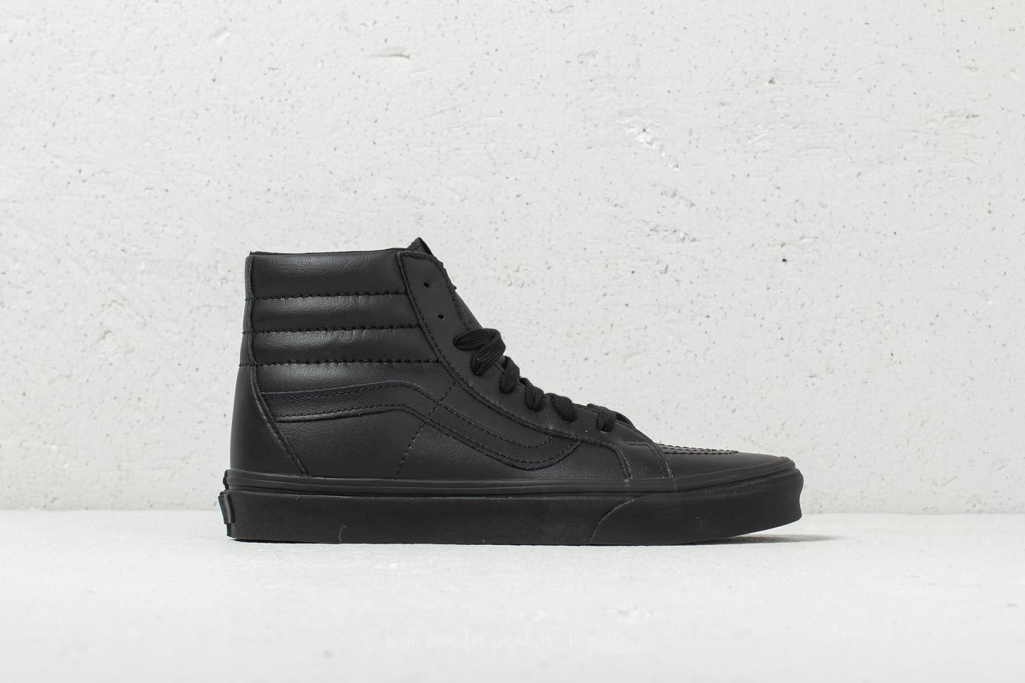 Vans Sk8-Hi Reissue (Classic Tumble) Black Mono at a great price 76 4dec07c43