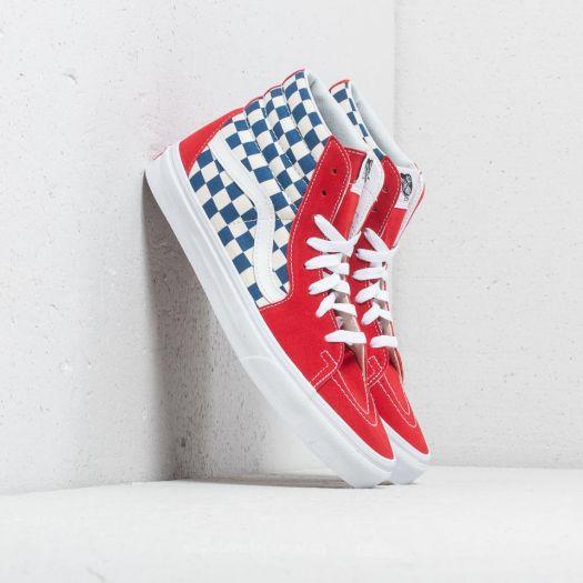 Vans Sk8 Hi BMX Checkerboard Sneaker Urban Outfitters  Footshop