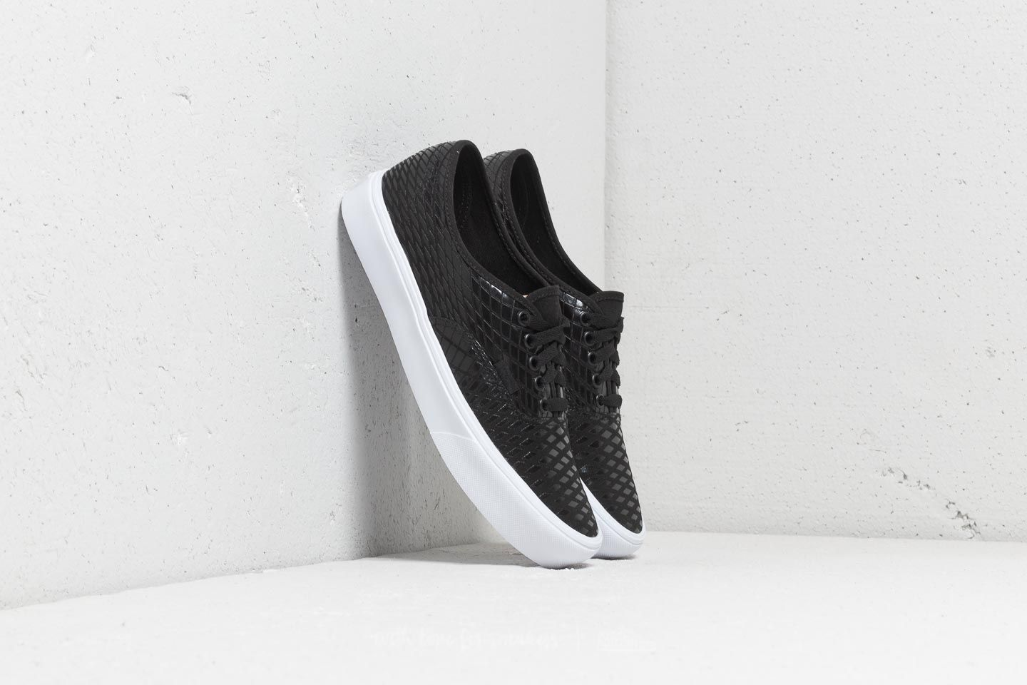 e00e68a19c0a93 Vans Authentic Lite (Geo) Black  True White at a great price 63 €