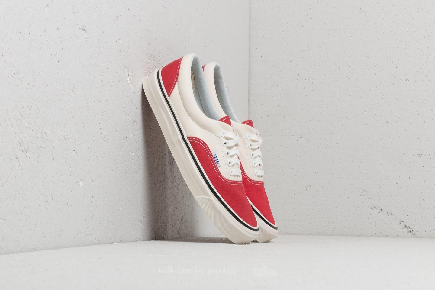 b99cd45ba099f5 Vans Era 95 DX (Anaheim Factory) Red  OG White at a great price