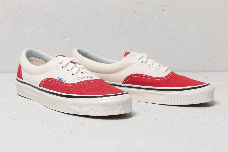 wide selection of designs women new arrivals Vans Era 95 DX (Anaheim Factory) Red/ OG White | Footshop