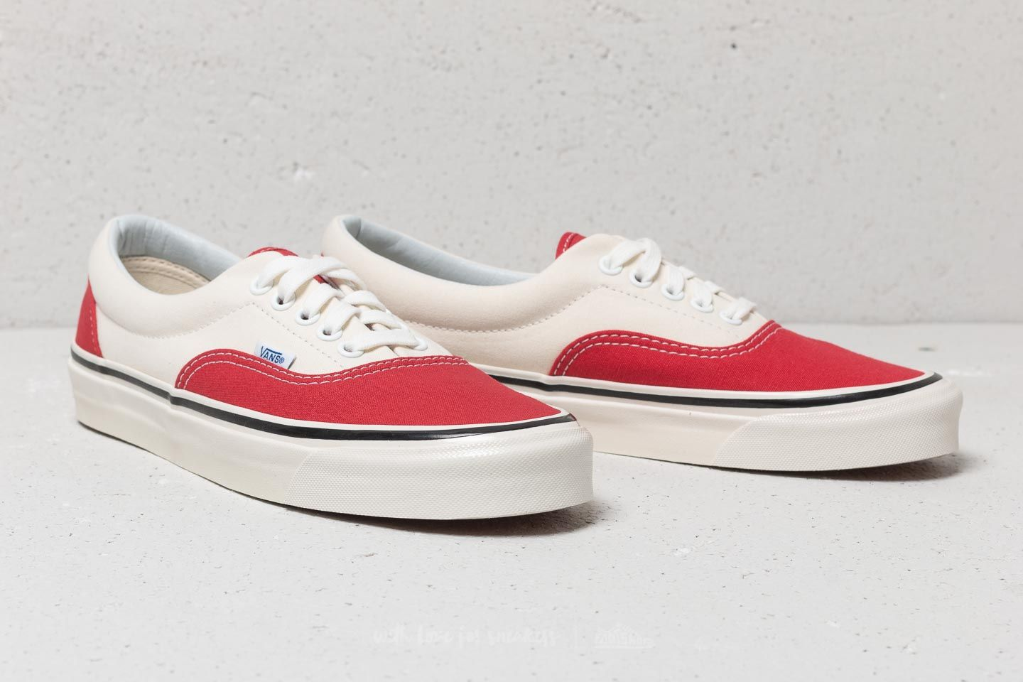Vans Era 95 DX (Anaheim Factory) Red  OG White at a great price a10171670