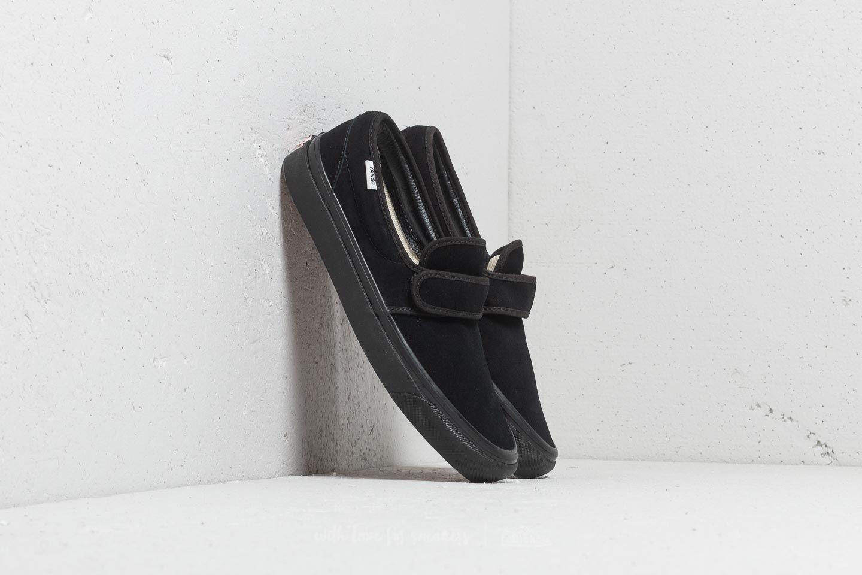 a878d06d6 Vans Slip-On 47 V DX (Anaheim Factory) OG Black | Footshop