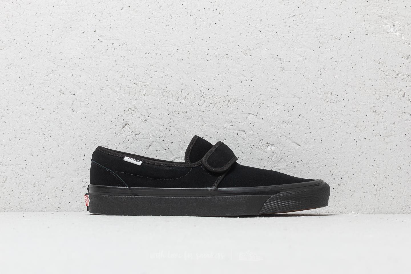 39fd9691fc7 Vans Slip-On 47 V DX (Anaheim Factory) OG Black at a great