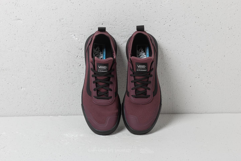 Vans UltraRange AC Catawba Grape Black | Footshop