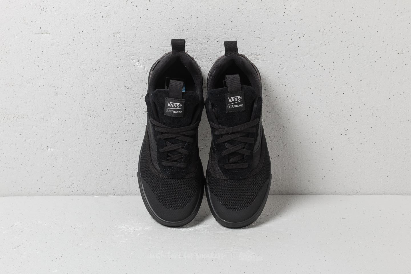 a16d07b839d Vans UltraRange Black  Peat at a great price £80 buy at Footshop