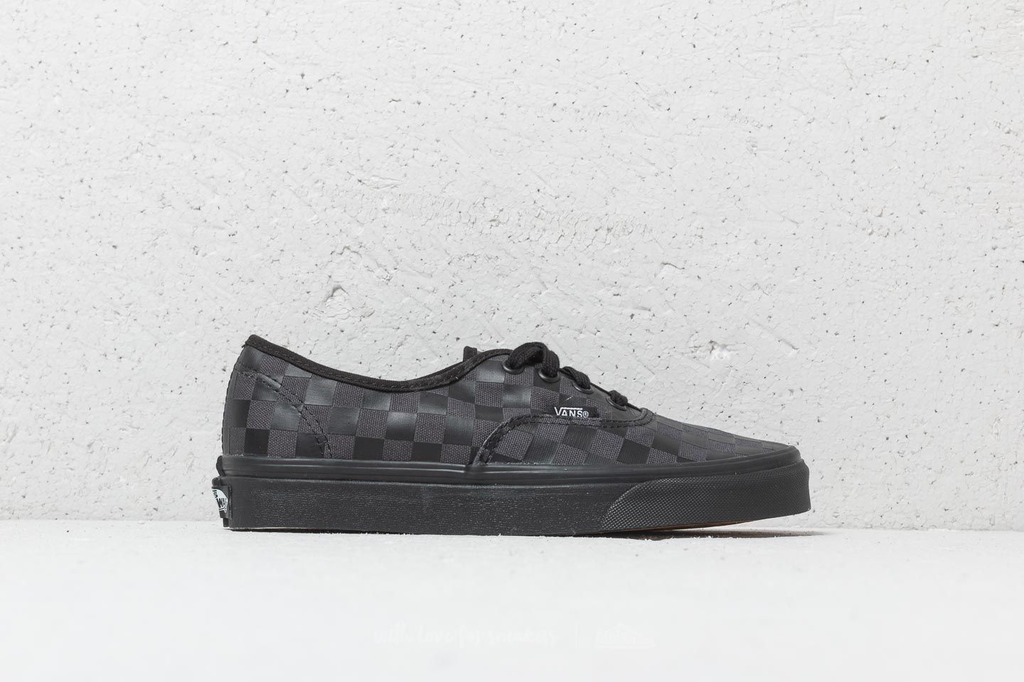 Vans Authentic (High Density) Black  Checkerboard at a great price 76 € buy 32f06e837