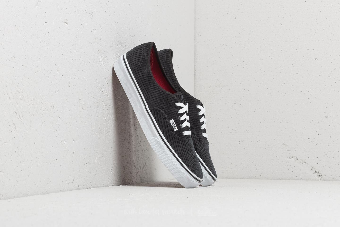 579cec92f4 Vans Authentic (Design Assembly) Black  True White at a great price 63 €