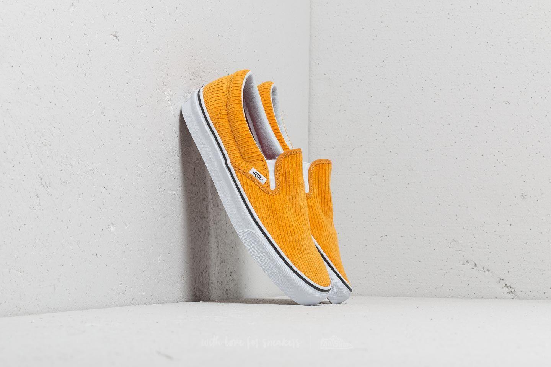 Vans Classic Slip On (Design Assembly) Sunflower   Footshop