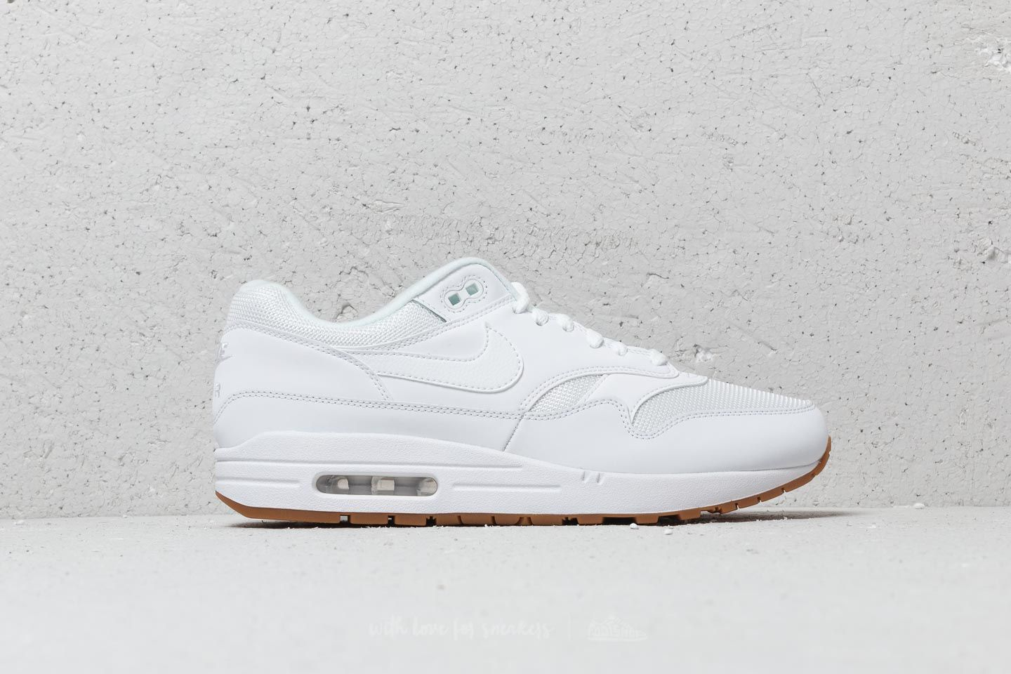 11ff1a82660 Nike Air Max 1 White  White-White at a great price  112 buy at