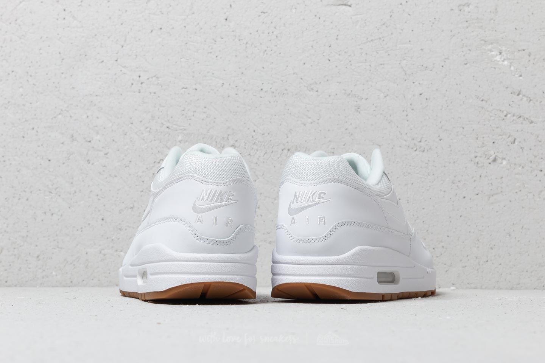 Nike Air Max 1 White  White-White at a great price 136 € buy 34bbb5fd5aee