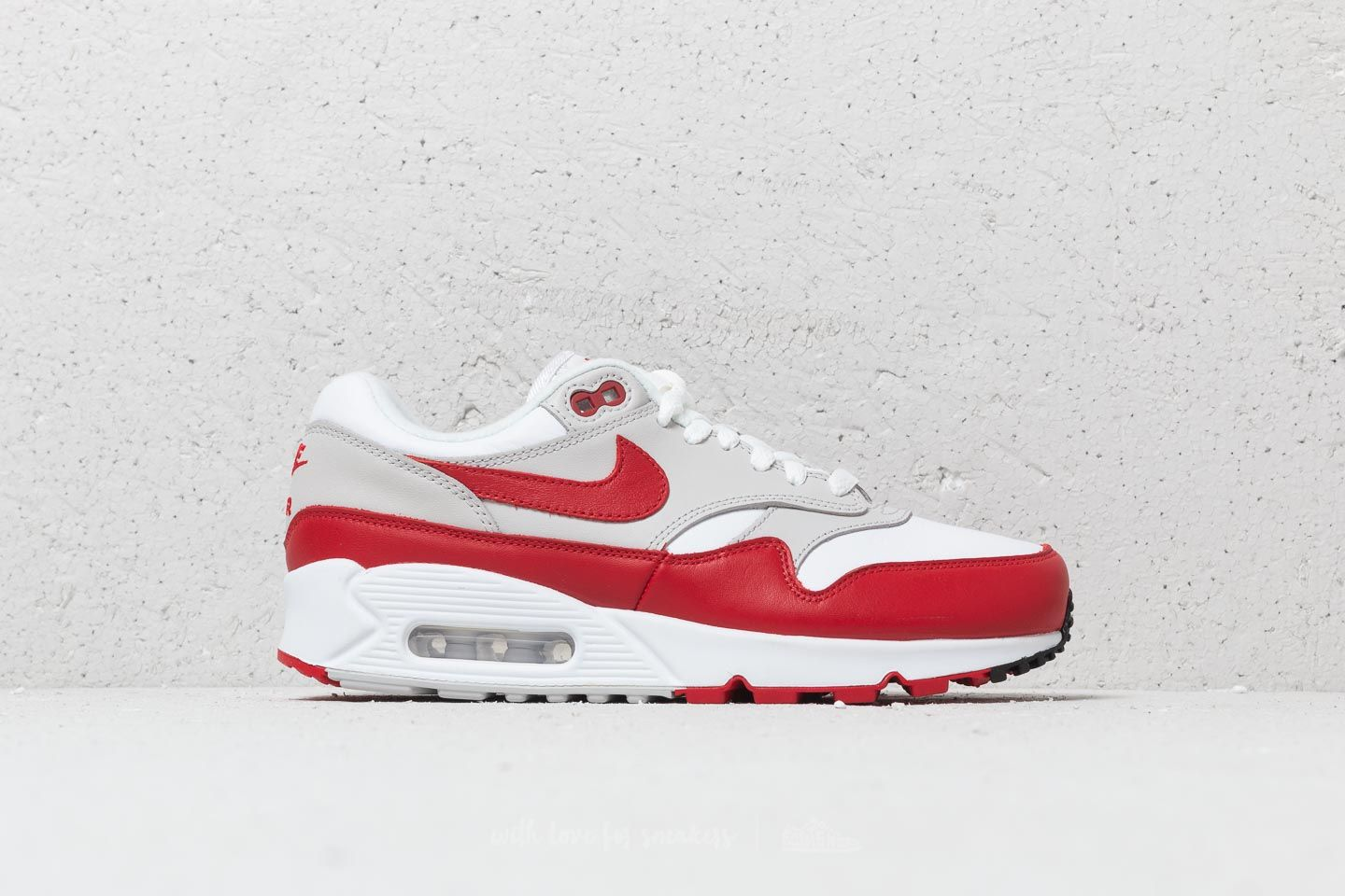 san francisco 93771 c70b9 Nike Air Max 901 W White University Red at a great price 147