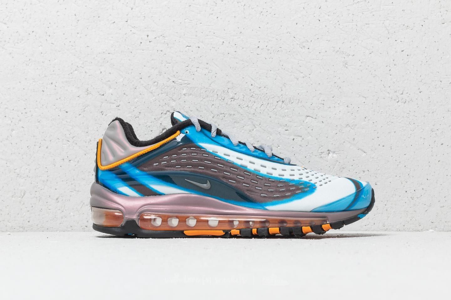 Nike Wmns Air Max DeluxePhoto Blue Wolf Grey