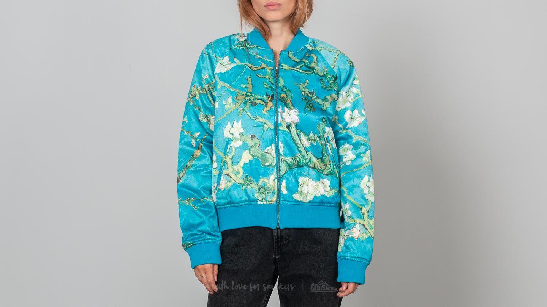828fdf3cc26 Vans x Van Gogh Bomber Jacket Almond Blossom