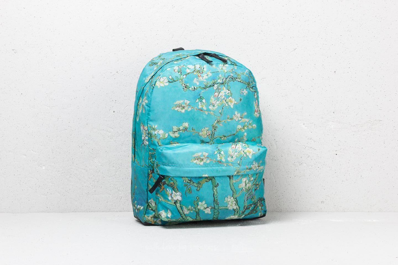 946709f350d Vans x Van Gogh Backpack Almond Blossom