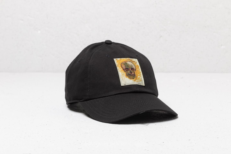 Vans Van Gogh Skull Black Snapback Cap