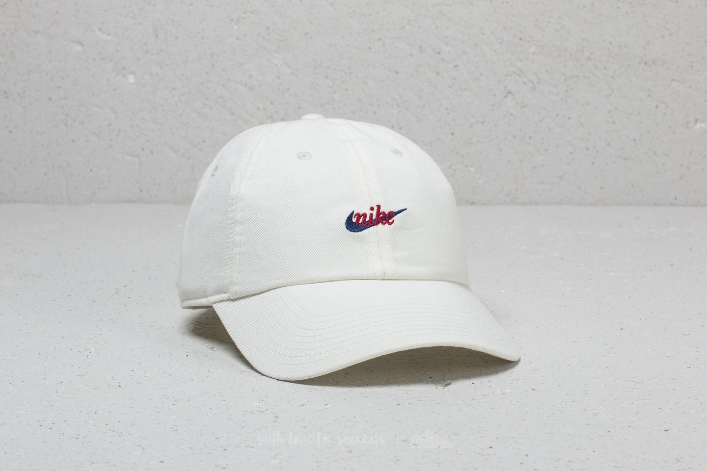 1efd6965c7f Nike Heritage 86 Script Cap White