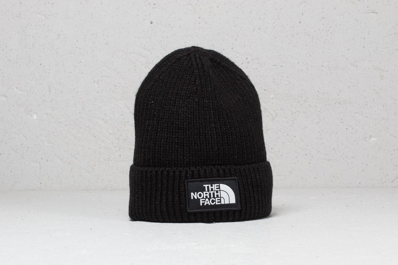 83447237 The North Face The Loho Box Cuffed Beanie Tnf Black | Footshop