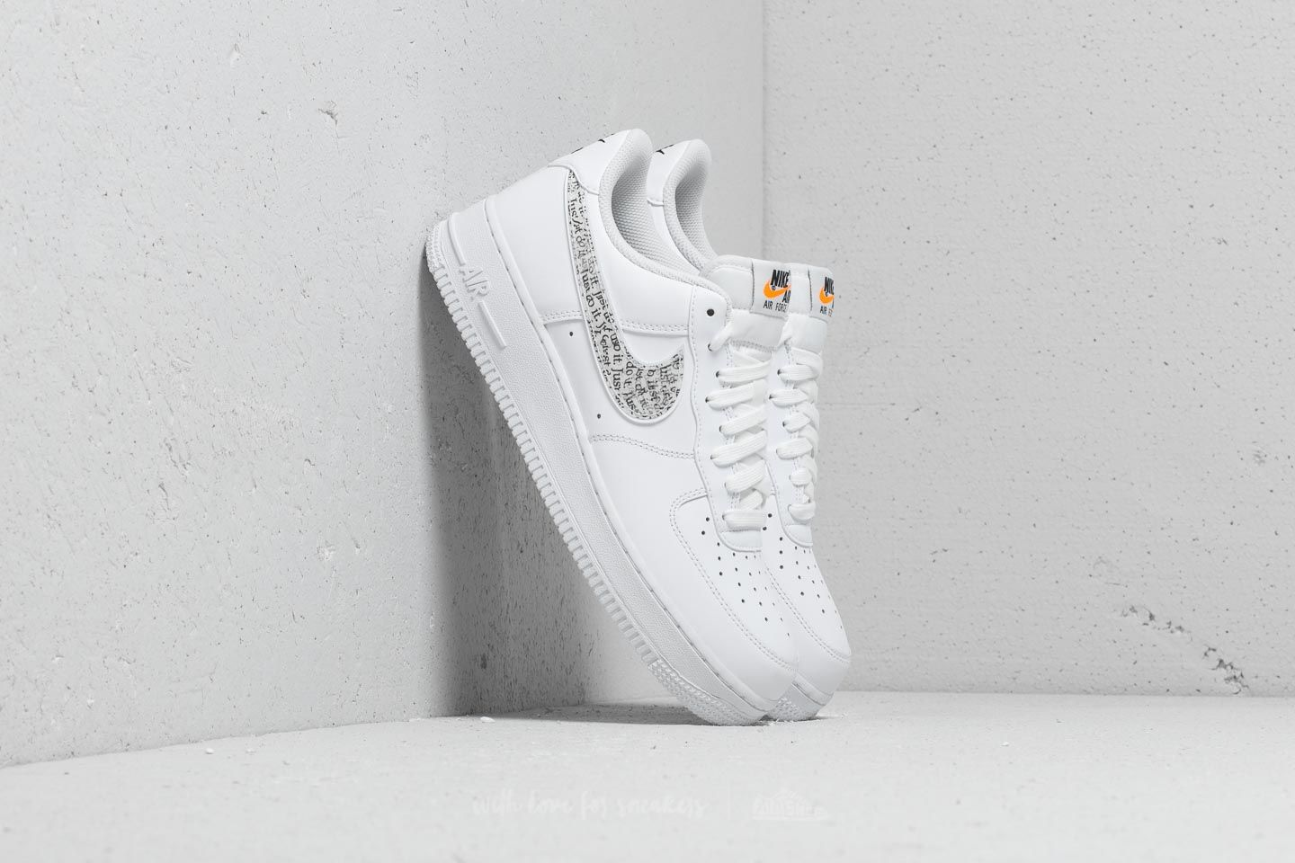 best sneakers 91115 f8d6a Nike Air Force 1 ´07 LV8 JDI LNTC. White  ...