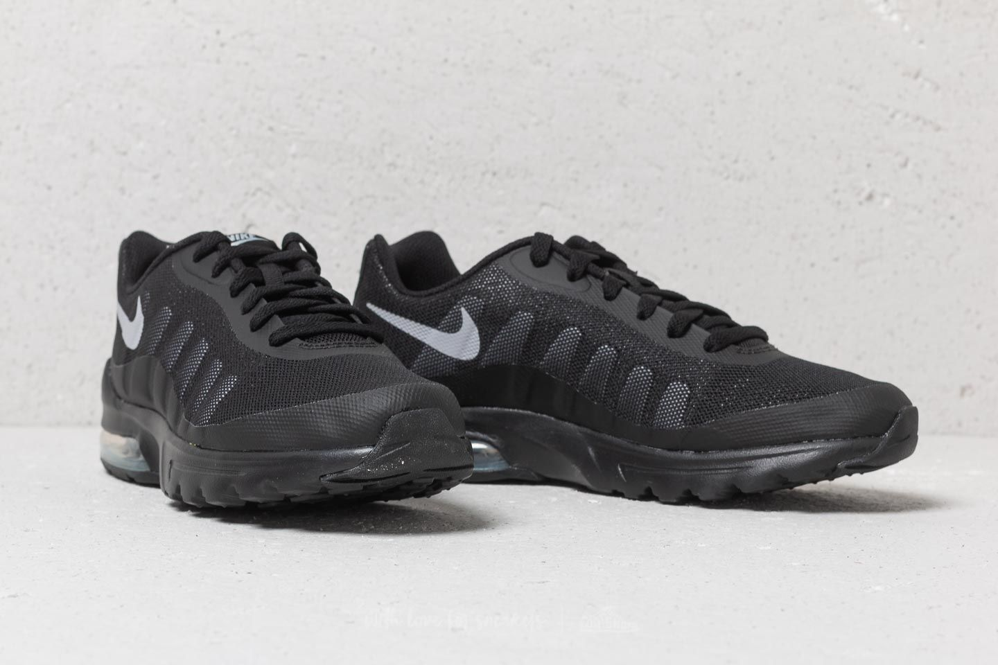 Nike Air Max Invigor (GS) Black  Wolf Grey at a great price 73 e4aca028f14a