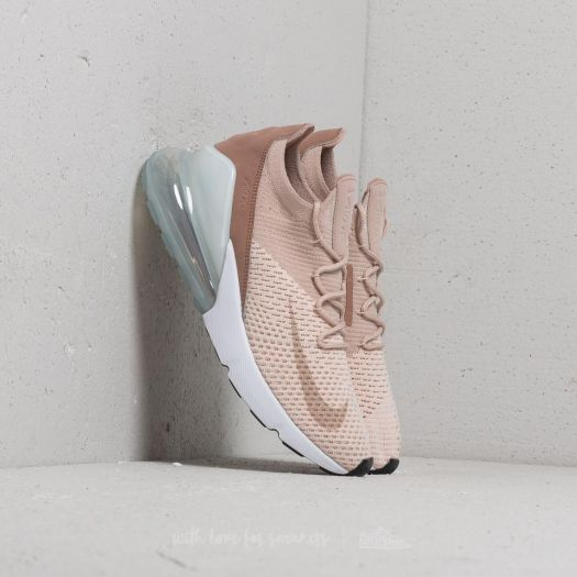 Nike Wmns Air Max 270 Flyknit Guava Ice Particle Beige